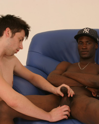 Kyle Foxxx Black Dick Only