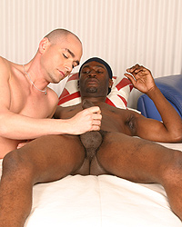 Enrique Tyreese Black On Cougars