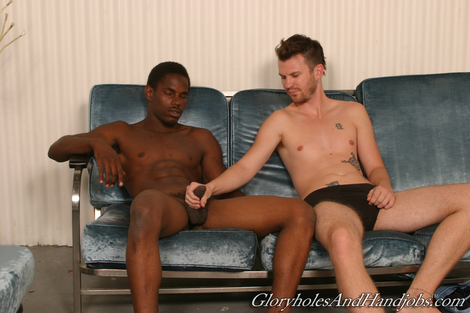 Rebecca dreams interracial gangbang